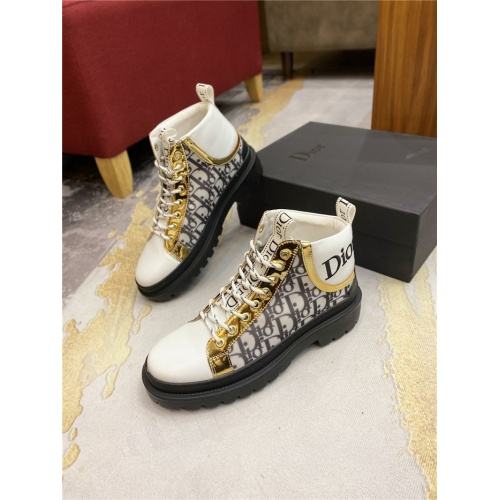 Christian Dior Boots For Men #825939 $76.00 USD, Wholesale Replica Christian Dior Boots