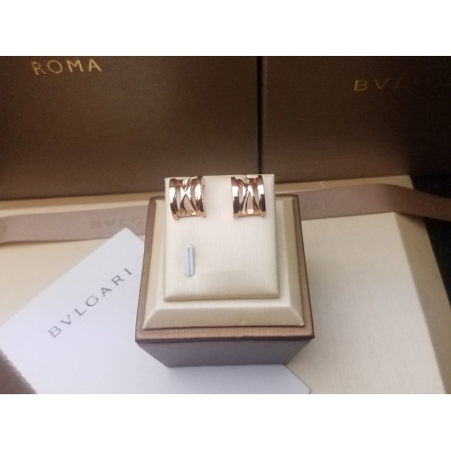 Bvlgari Earrings #825982 $29.00, Wholesale Replica Bvlgari Earrings