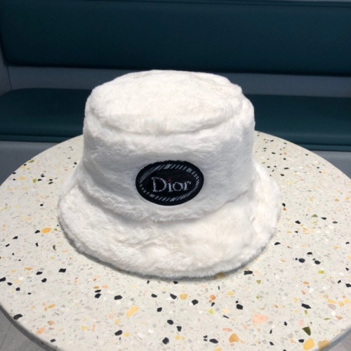 Christian Dior Caps #826136 $36.00 USD, Wholesale Replica Christian Dior Caps