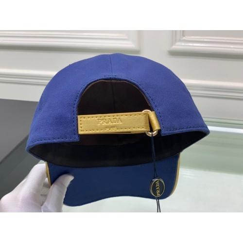Replica Prada Caps #826146 $36.00 USD for Wholesale