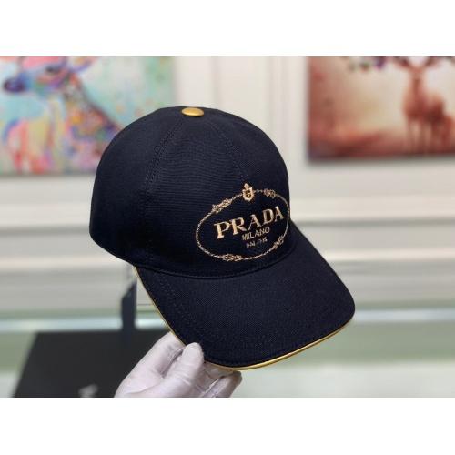 Replica Prada Caps #826147 $36.00 USD for Wholesale
