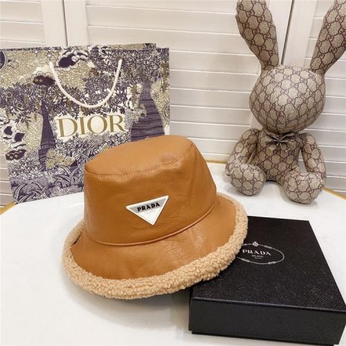Replica Prada Caps #826151 $36.00 USD for Wholesale