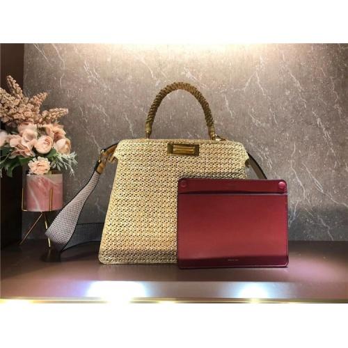 Fendi AAA Quality Handbags For Women #826160