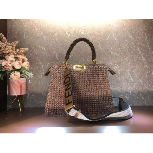 Fendi AAA Quality Handbags For Women #826163