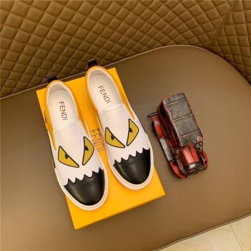 Fendi Casual Shoes For Men #826201