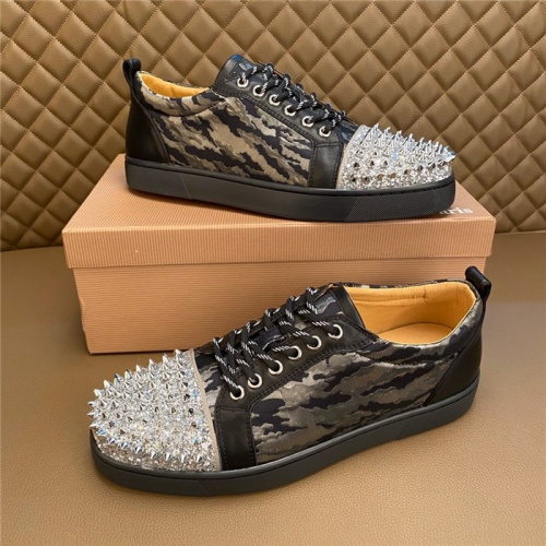 Christian Louboutin CL Casual Shoes For Men #826208