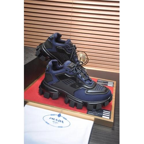 Prada Casual Shoes For Men #826219