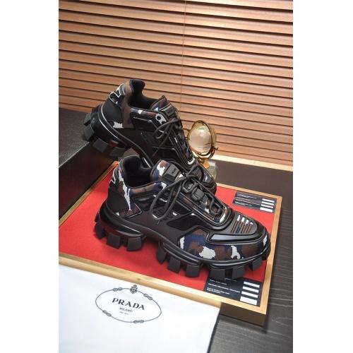 Prada Casual Shoes For Men #826221