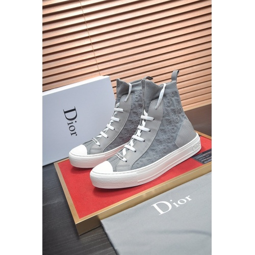 Christian Dior High Tops Shoes For Men #826228