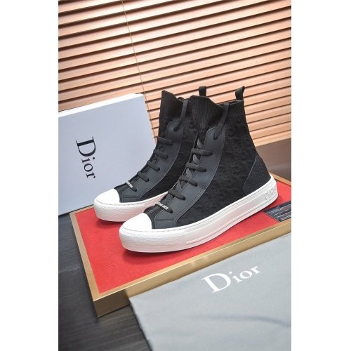 Christian Dior High Tops Shoes For Men #826229