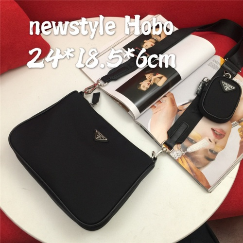 Prada AAA Quality Messeger Bags For Unisex #826243 $80.00, Wholesale Replica Prada AAA Quality Messeger Bags