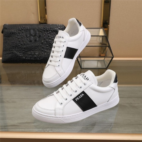 Prada Casual Shoes For Men #826277