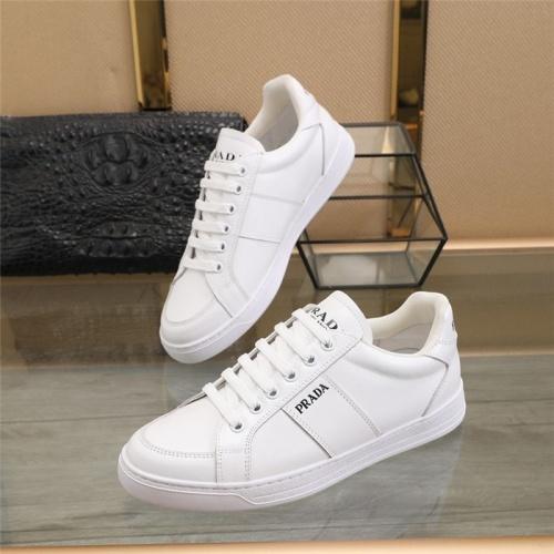 Prada Casual Shoes For Men #826278