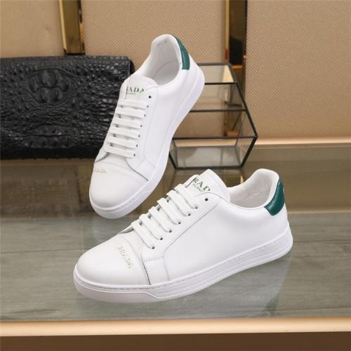 Prada Casual Shoes For Men #826280