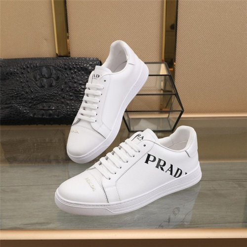 Prada Casual Shoes For Men #826281