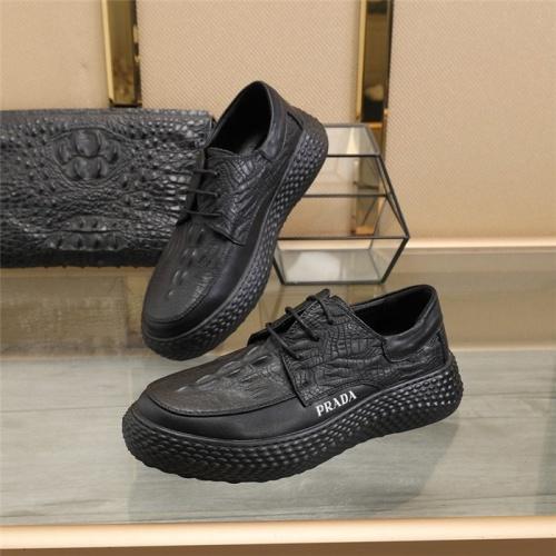 Prada Casual Shoes For Men #826286
