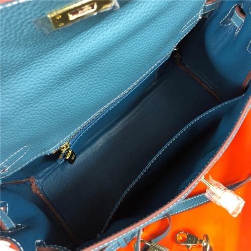 Replica Hermes AAA Quality Handbags For Women #826292 $96.00 USD for Wholesale
