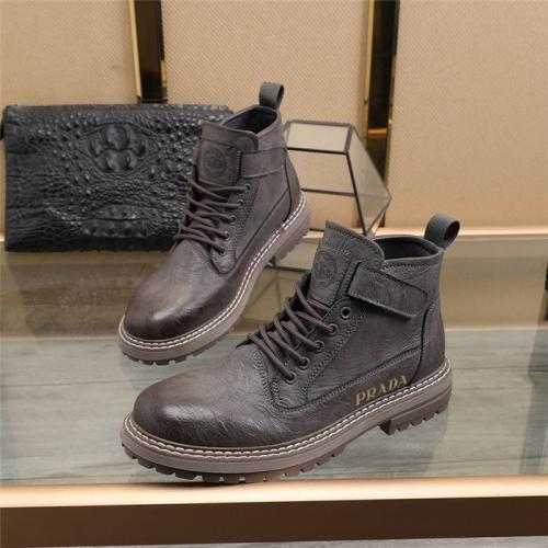 Prada Boots For Men #826297