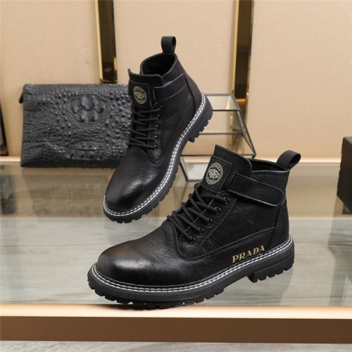 Prada Boots For Men #826298