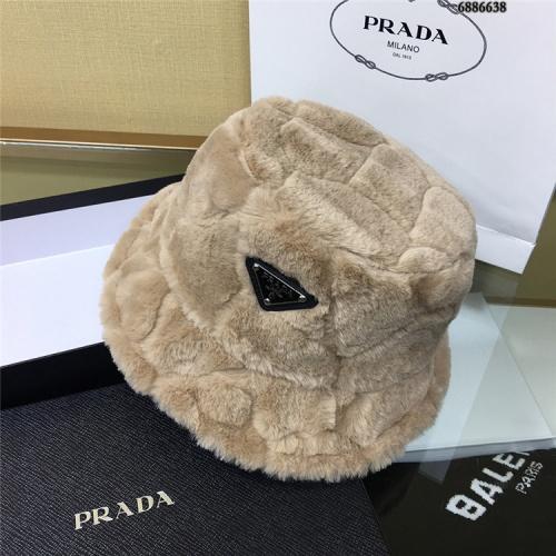 Replica Prada Caps #826386 $32.00 USD for Wholesale