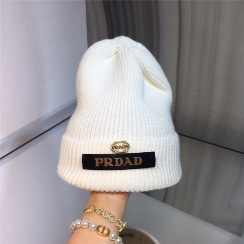 Prada Caps #826410 $34.00 USD, Wholesale Replica Prada Caps