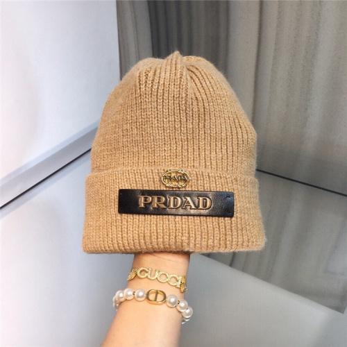Prada Caps #826411 $34.00 USD, Wholesale Replica Prada Caps