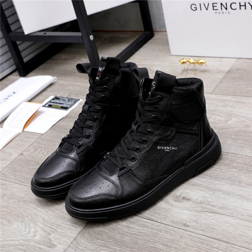 Givenchy High Tops Shoes For Men #826437