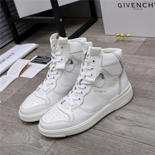 Givenchy High Tops Shoes For Men #826440
