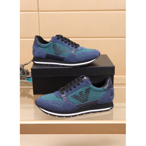 Armani Casual Shoes For Men #826488