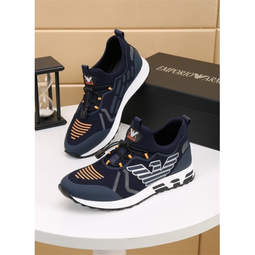 Armani Casual Shoes For Men #826489