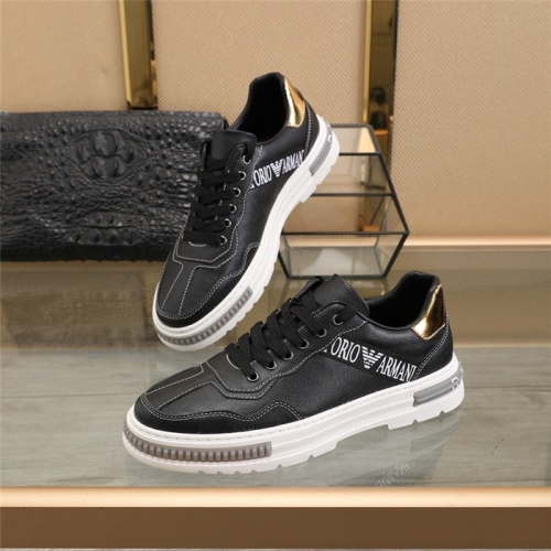 Armani Casual Shoes For Men #826498