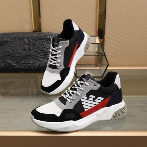 Armani Casual Shoes For Men #826504