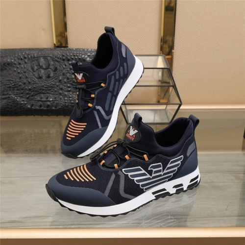 Armani Casual Shoes For Men #826505