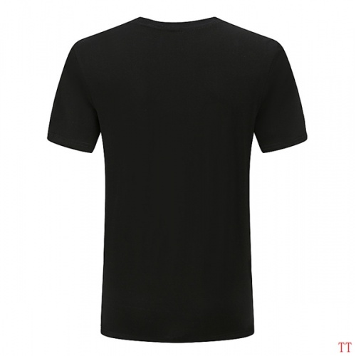 Replica Versace T-Shirts Short Sleeved O-Neck For Men #826623 $27.00 USD for Wholesale