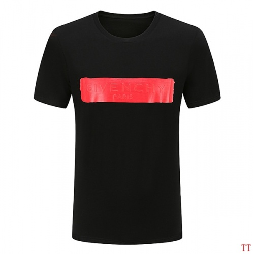 Givenchy T-Shirts Short Sleeved O-Neck For Men #826625 $27.00 USD, Wholesale Replica Givenchy T-Shirts