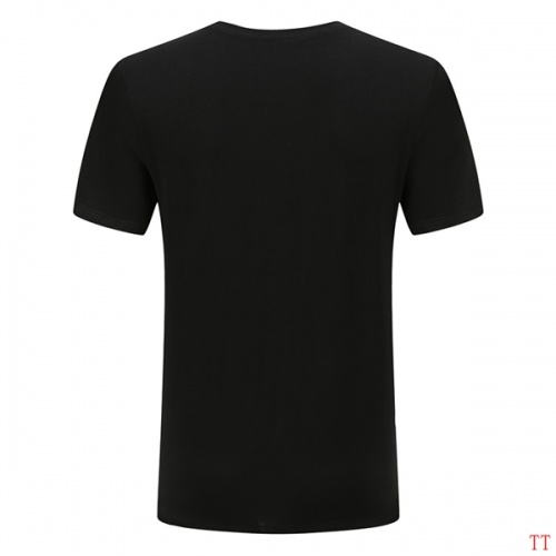 Replica Givenchy T-Shirts Short Sleeved O-Neck For Men #826625 $27.00 USD for Wholesale