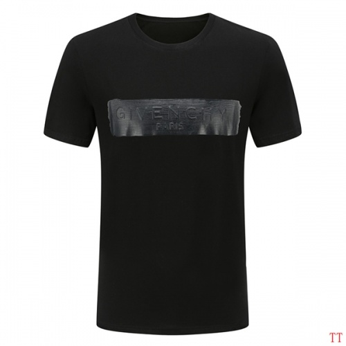 Givenchy T-Shirts Short Sleeved O-Neck For Men #826626 $27.00 USD, Wholesale Replica Givenchy T-Shirts