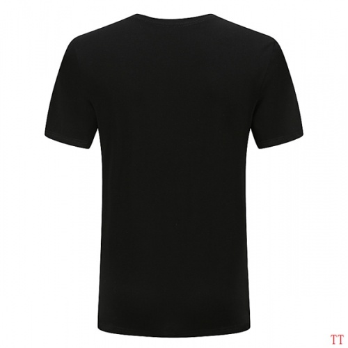 Replica Givenchy T-Shirts Short Sleeved O-Neck For Men #826626 $27.00 USD for Wholesale
