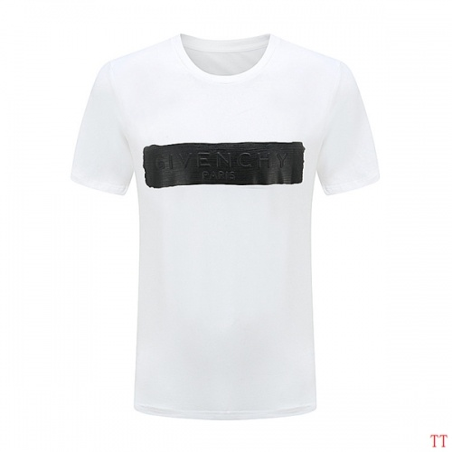Givenchy T-Shirts Short Sleeved O-Neck For Men #826627 $27.00 USD, Wholesale Replica Givenchy T-Shirts