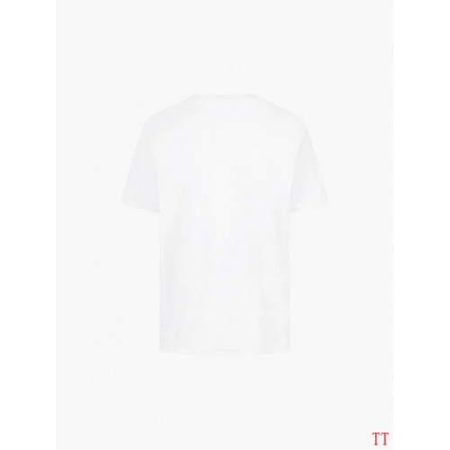 Replica Givenchy T-Shirts Short Sleeved O-Neck For Men #826628 $27.00 USD for Wholesale