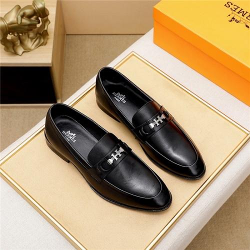 Hermes Leather Shoes For Men #826684