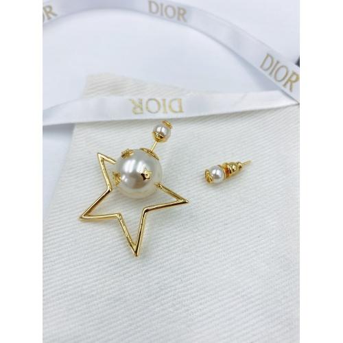 Christian Dior Earrings #826726 $32.00, Wholesale Replica Christian Dior Earrings