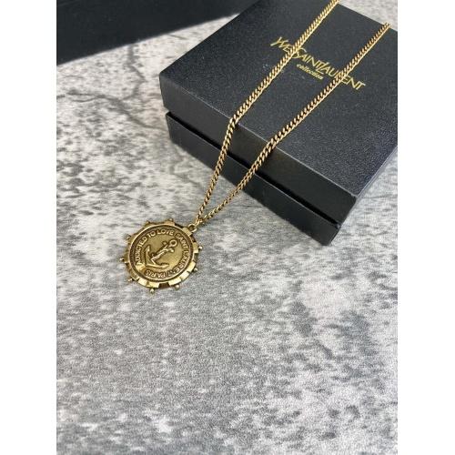 Yves Saint Laurent YSL Necklace #826745