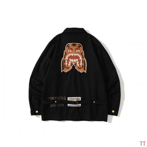 Bape Jackets Long Sleeved For Men #826754