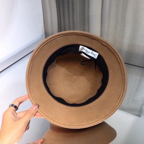 Replica Christian Dior Caps #826801 $41.00 USD for Wholesale