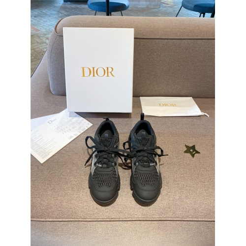 Christian Dior Casual Shoes For Women #826820 $98.00, Wholesale Replica Christian Dior Casual Shoes