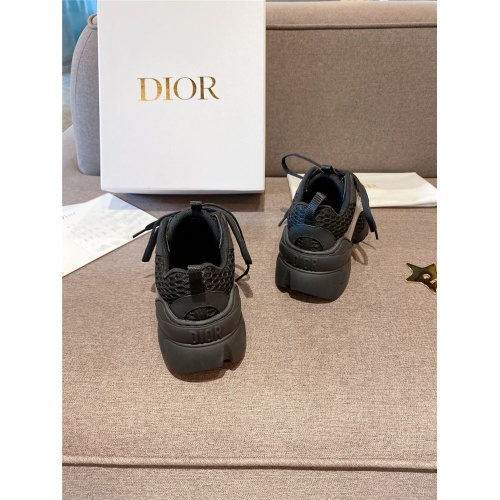 Replica Christian Dior Casual Shoes For Women #826820 $98.00 USD for Wholesale