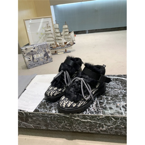 Christian Dior Boots For Women #826824