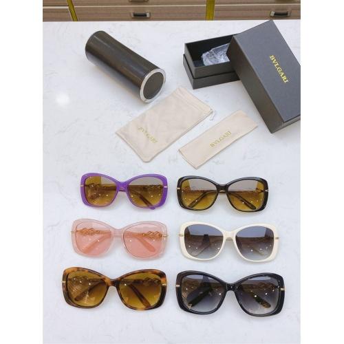 Replica Bvlgari AAA Quality Sunglasses #826840 $54.00 USD for Wholesale