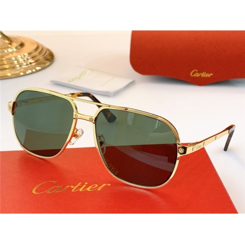 Cartier AAA Quality Sunglasses #826874
